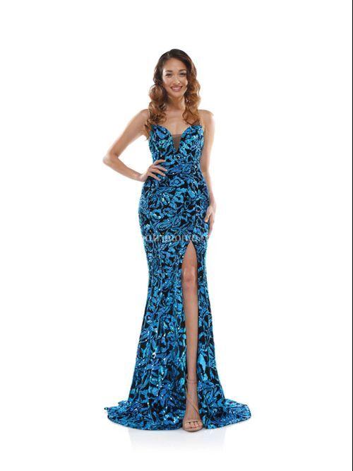 2277RY, Colors Dress