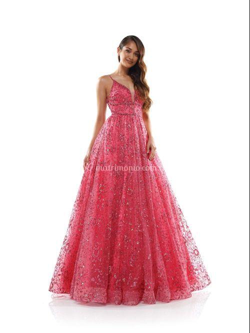 2288COH, Colors Dress