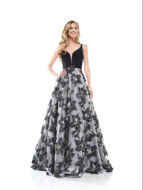 2327BK, Colors Dress
