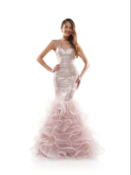2354RSGD, Colors Dress