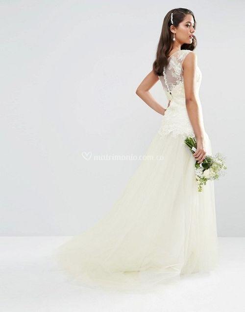 6351690, Asos Bridal