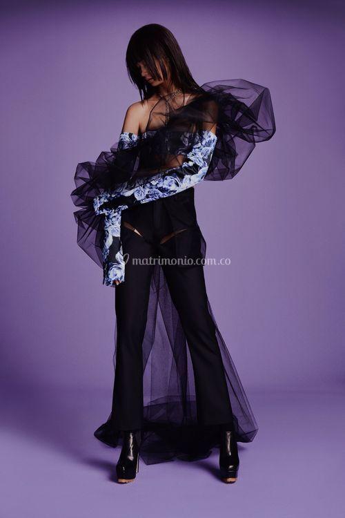 Look 28, Vera Wang