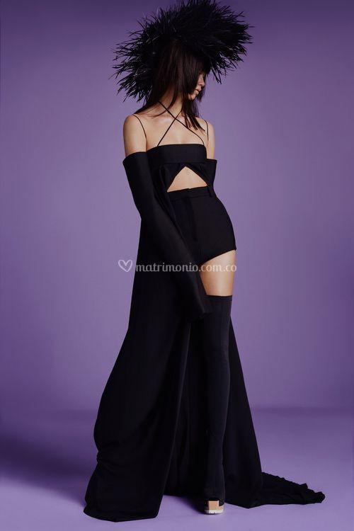 Look 25, Vera Wang