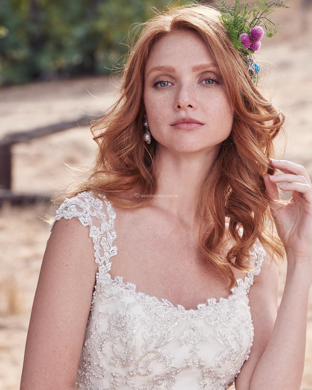 Vestido de Novia de Maggie Sottero - Payson