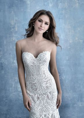 B20 sleeves, Allure Bridals