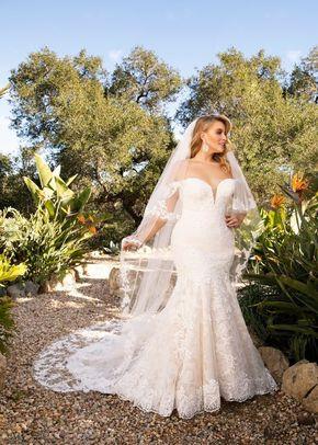2376V, Casablanca Bridal