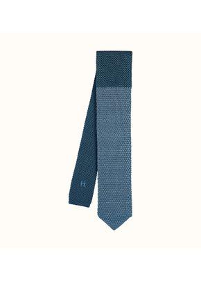 tricot de soie double point, Hermès