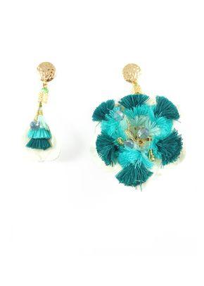 multiborlas azul, Alejandra Valdivieso