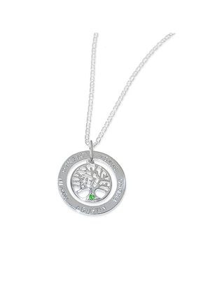 TREE OF LIFE NECKLACE, Elisamaya