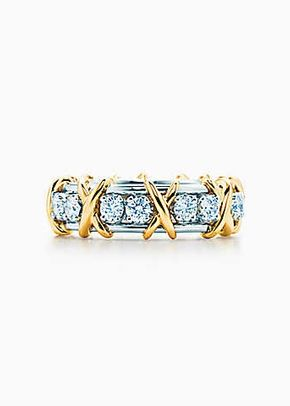 schlumberger sixteen stone ring, Tiffany & Co.