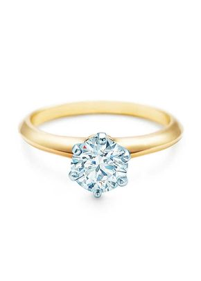 the tiffany setting 18k yellow gold, Tiffany & Co.