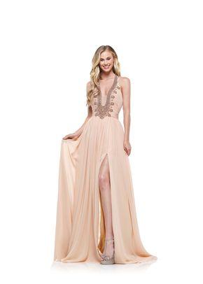 2257Nude, Colors Dress