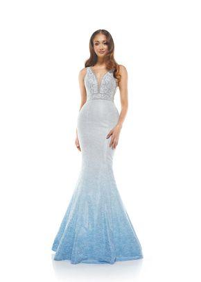 2272BL, Colors Dress