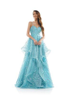 2289BLL, Colors Dress