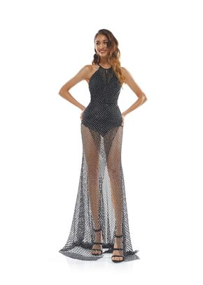 2364BK, Colors Dress