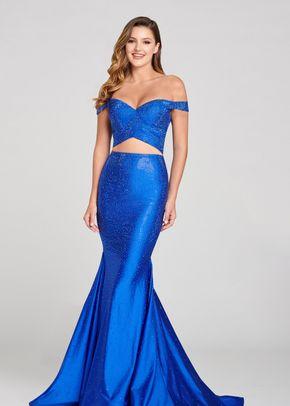 ew121002 royal BLUE, Ellie Wilde by Mon Cheri