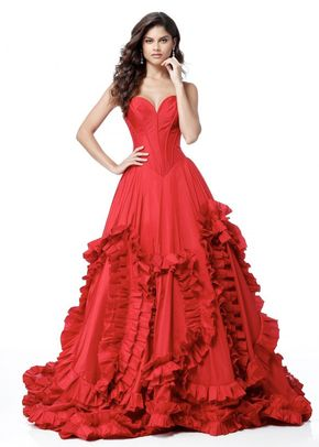 51578 red, Sherri Hill