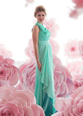 C6307 , White Dress