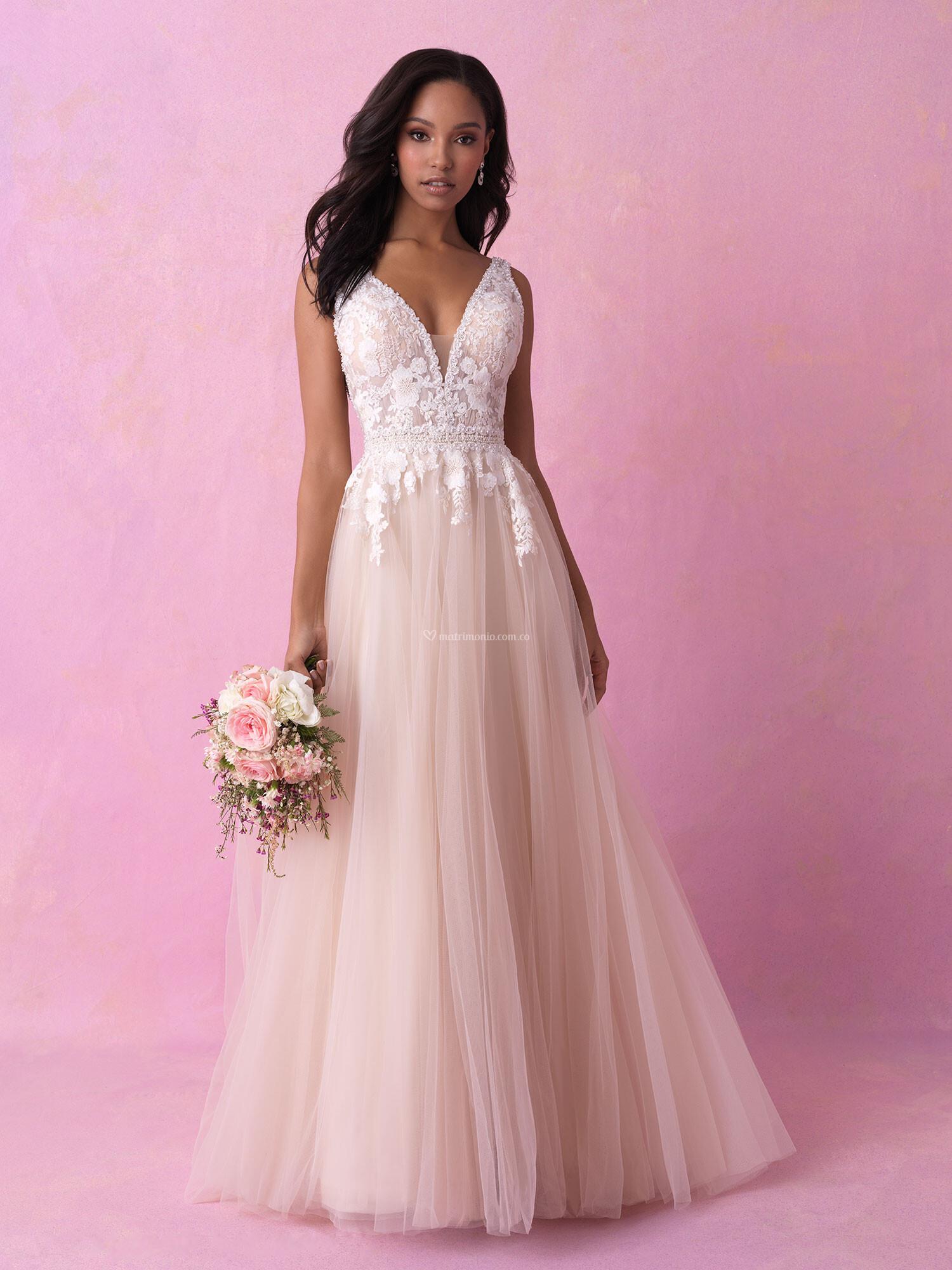 Vestidos de Novia de Allure Bridals - Matrimonio.com.co