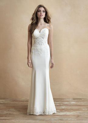 3311, Allure Bridals