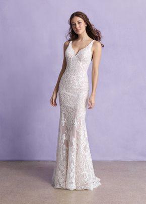 3352, Allure Bridals