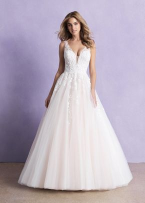 3358, Allure Bridals