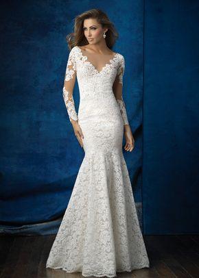 9377, Allure Bridals