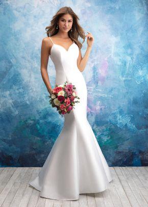 9558 , Allure Bridals