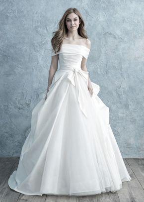 9665, Allure Bridals