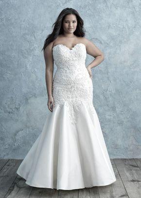 9673, Allure Bridals