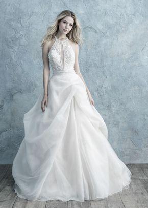 9674, Allure Bridals