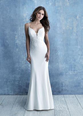 9723, Allure Bridals