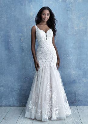 9725, Allure Bridals