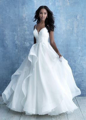 9728, Allure Bridals