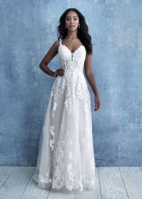 9730, Allure Bridals