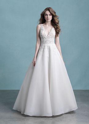 9752, Allure Bridals