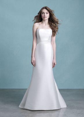 9753, Allure Bridals