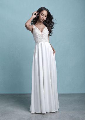 9769, Allure Bridals