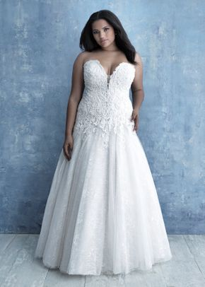 W469, Allure Bridals