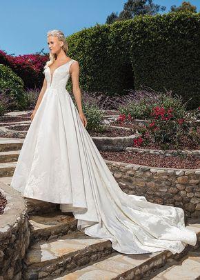 VIVIAN , Casablanca Bridal