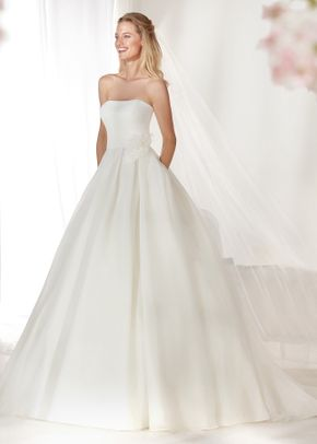 11 Frost with overskirt, Tony Ward