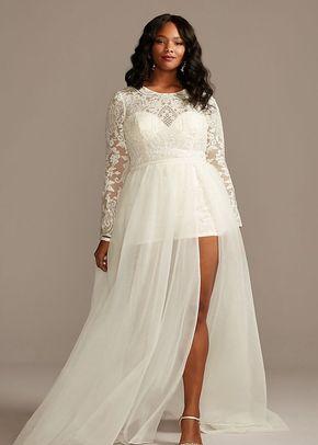 9SWG852, David's Bridal