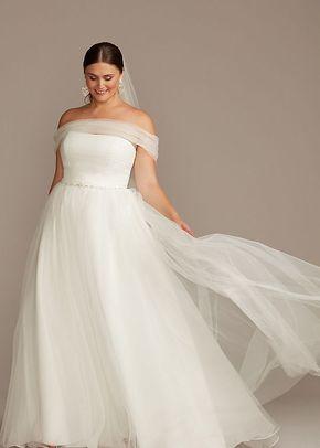 9WG3976 , David's Bridal