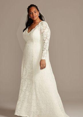 9WG3987, David's Bridal