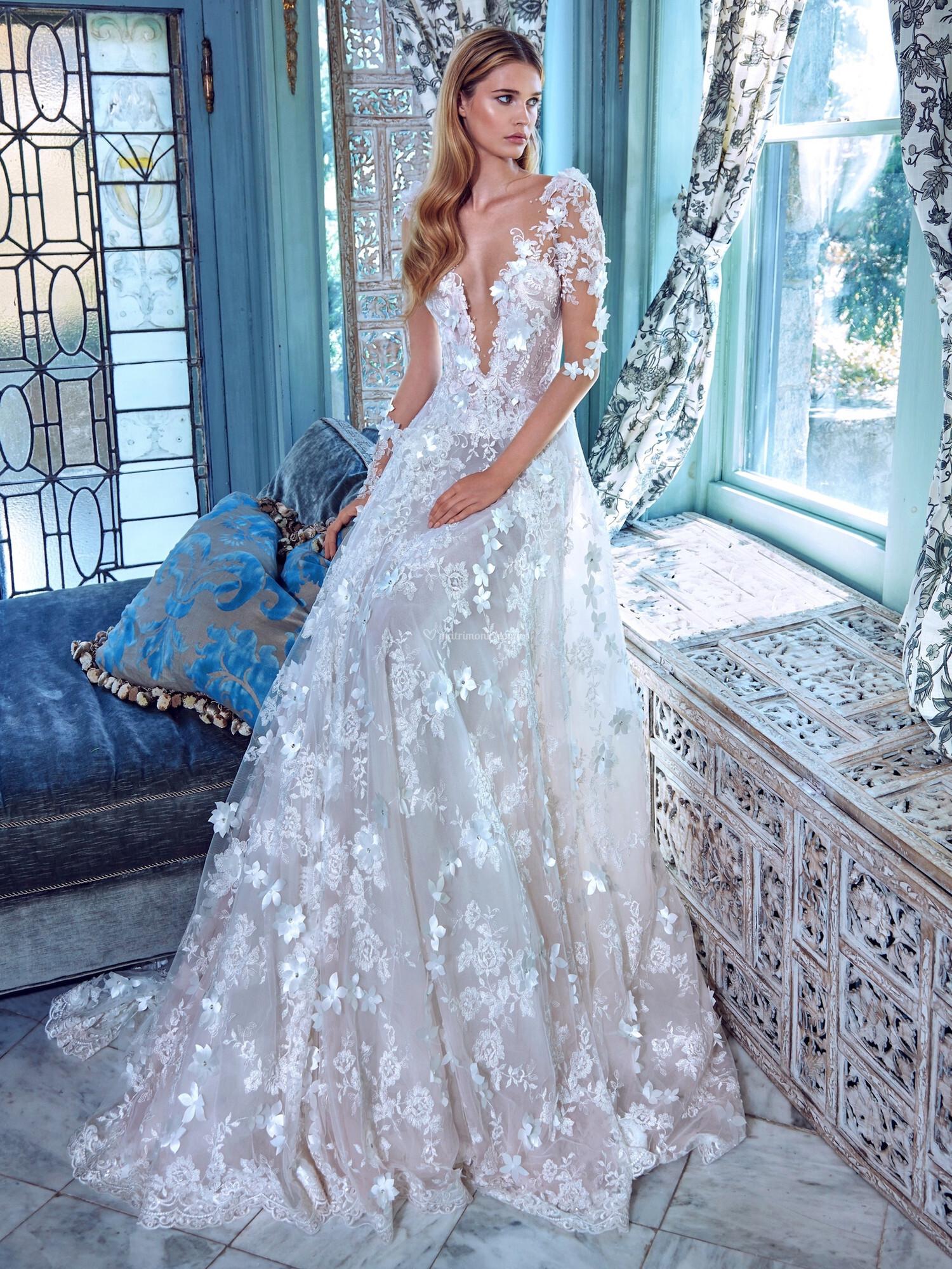 Modern Precios Vestidos Alma Novias Sketch - All Wedding Dresses ...