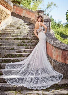 218203, Mon Cheri Bridals
