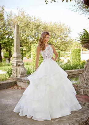 218205, Mon Cheri Bridals