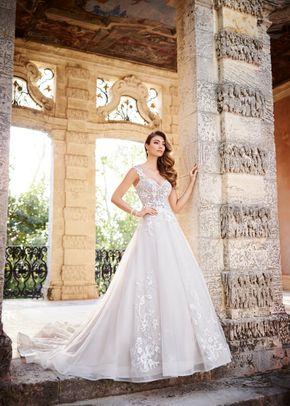 218207, Mon Cheri Bridals