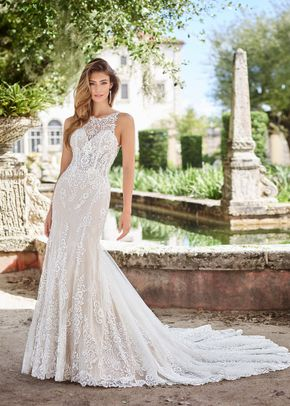218208, Mon Cheri Bridals