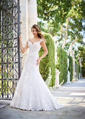 218222, Mon Cheri Bridals